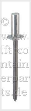 Aluminium Blind Rivet Sealed 4,8x21