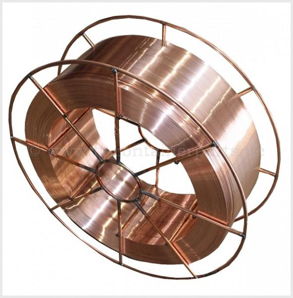 Welding Wire SJ-50, 1,0 mmx15 kgs
