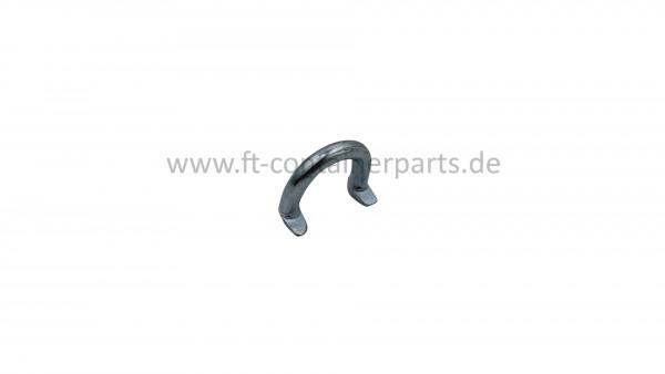 Lashing Ring C-Form verzinkt 22° abgeschrägt