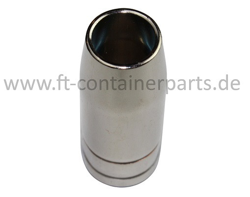 Gas nozzle conical 15 mm