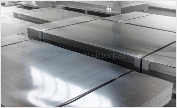 Aluminium Blech ZP 22