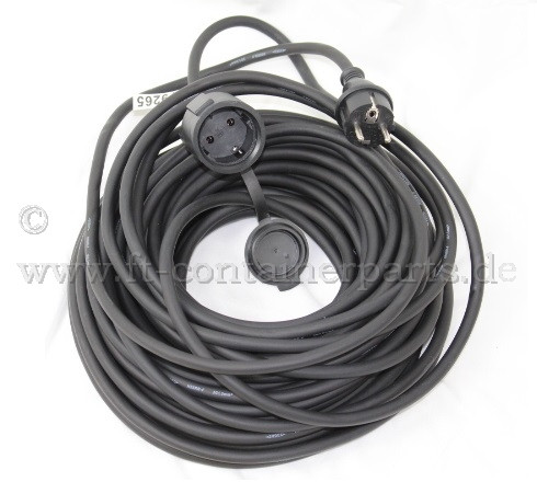 extension cable 25 mtr