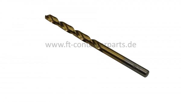 HSS-Titan-Spiralbohrer DIN 338