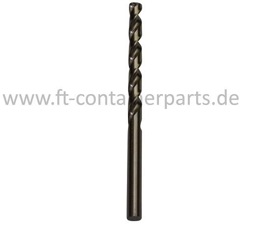 HSS - Spiralbohrer DIN 340 Typ N lang
