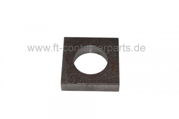 Square Taper Boss Small d=45/42 mm
