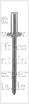 Aluminium Blind Rivet Sealed 4,8x16