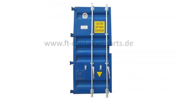 Container-Tür 9'6 links kpl. mit Verriegelung