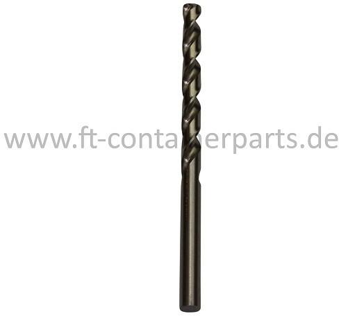 HSS-Co-Spiralbohrer DIN 338