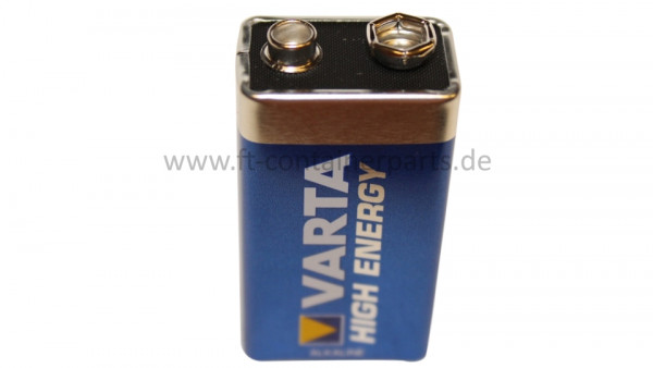 Battery Varta E-Block # 4922 Alkaline 9,0 V