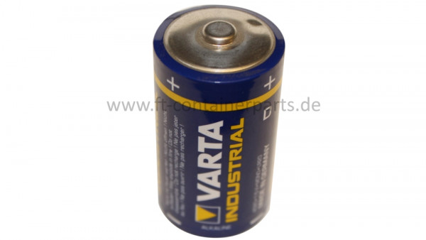 Battery Varta Mono # 4920 Alkaline 1,5 V