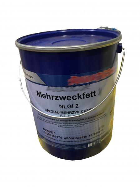 Fett Mehrzweckfett 2, Faß á 25 kg Aviaticon