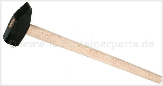 Vorschlaghammer 3 kg PROMAT mit Hickorystiel