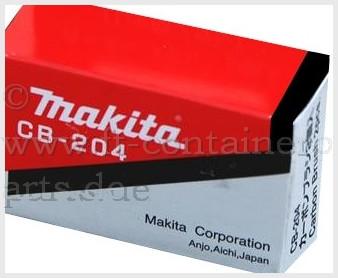 Kohlebürste Makita CB-204