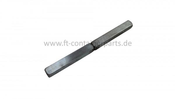 Drückerstift, geteilt TS 70, 9 mm Nr.3936/66