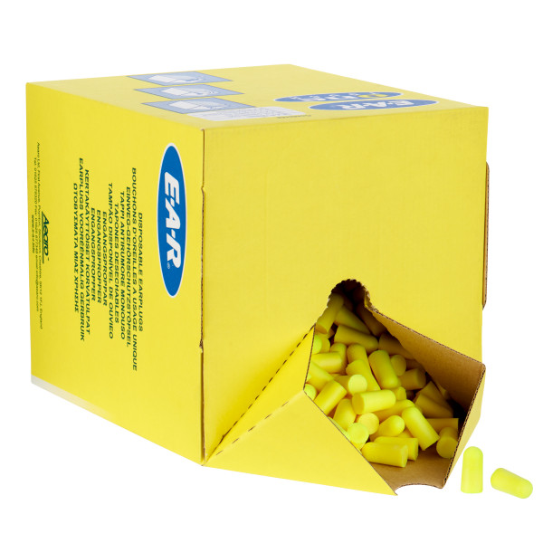 Ear plugs pack of 250 pairs