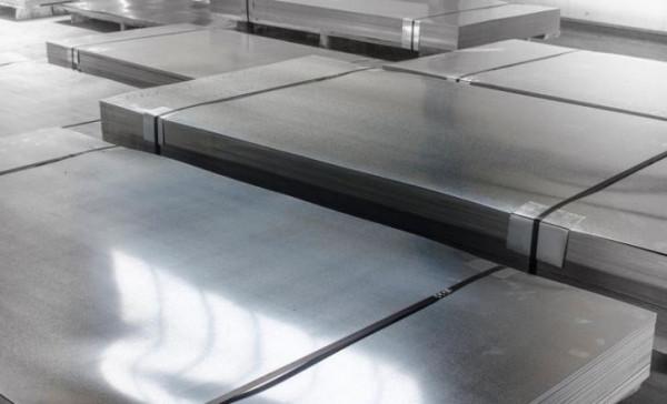 Aluminium Blech Mittelformat