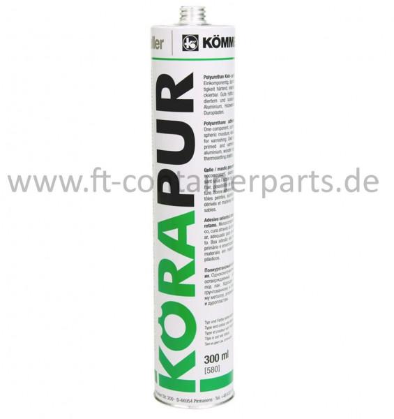 Körapur 116 Kleb- & Dichtstoff, grau á 300 ml.
