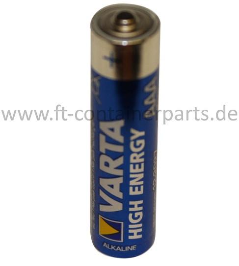 Batterie Varta Micro # 4903 Alkaline 1,5 V