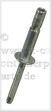 Monobolt Aluminium Klemmbereich 2,0 - 9,5 mm