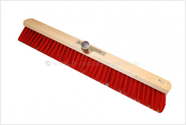 Besen Elaston, 5 Reihen mit Metallstielhalter