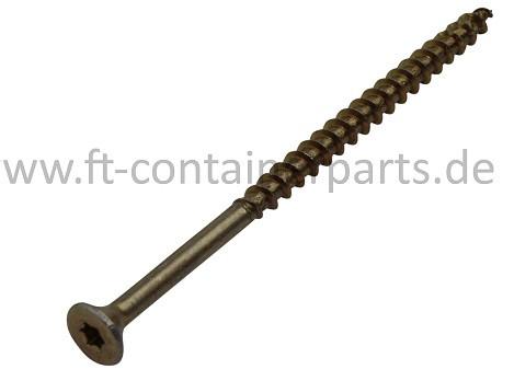 flat head screw